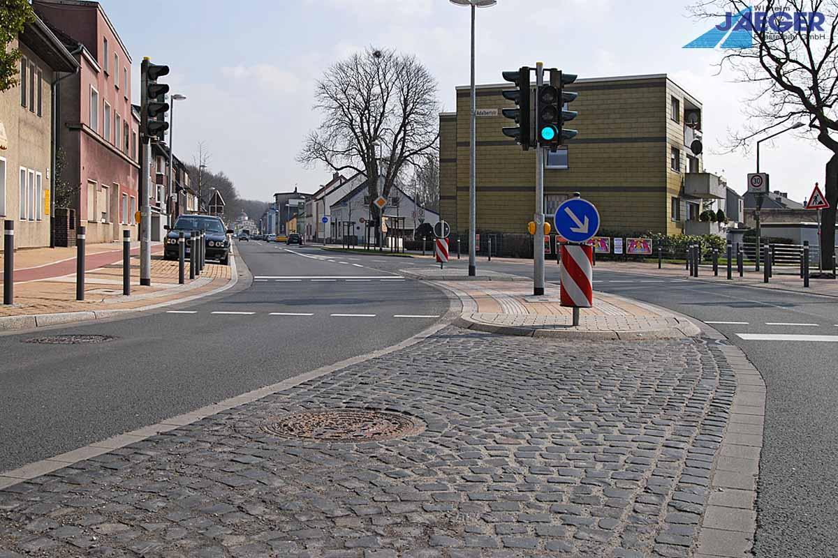 Wilhelm Jaeger Pflasterbau Gmbh Referenzprojekt Herner